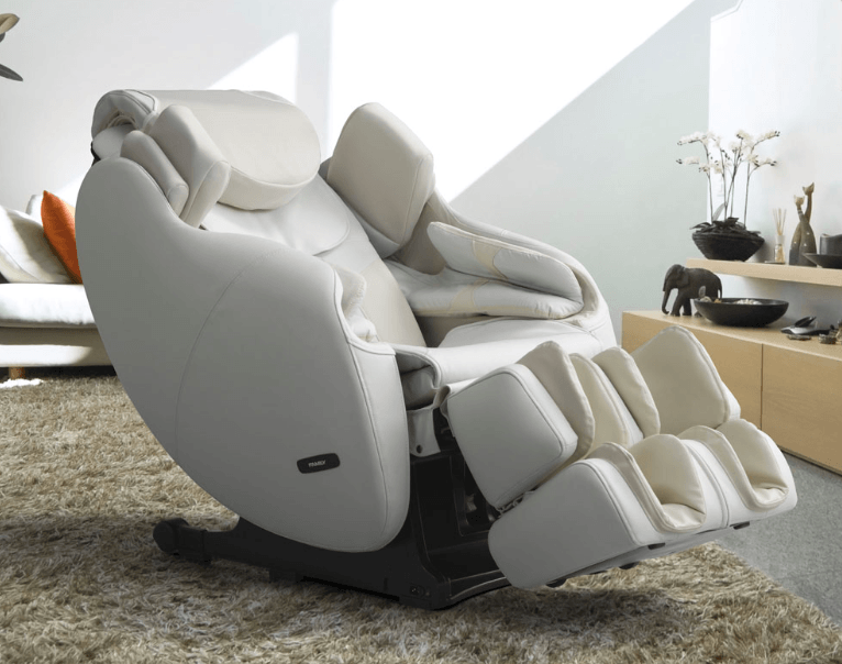 Inada 3S Medical Massage Chair Beige Leather