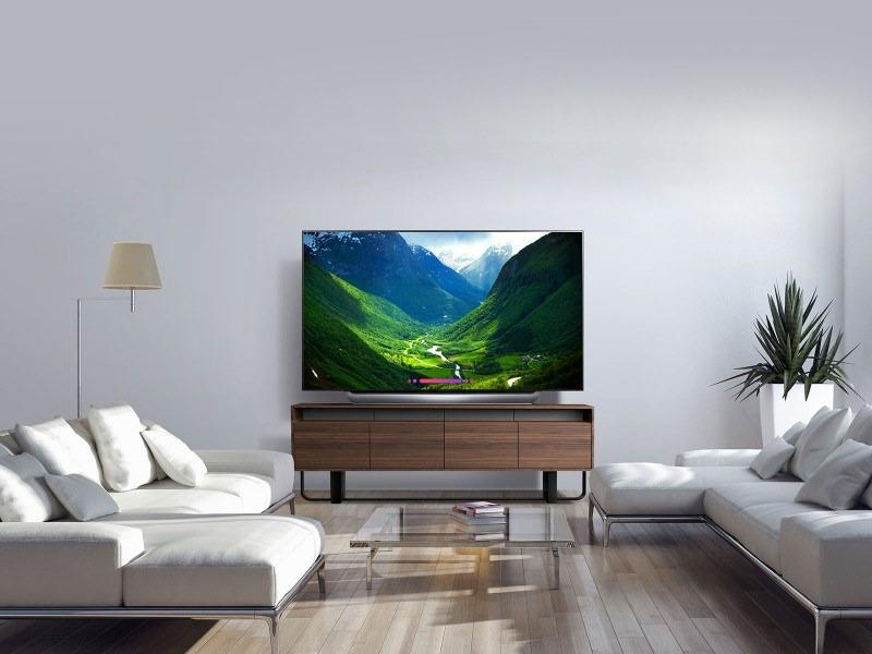 LG OLED65C8PUA 4K Ultra HD Smart TV