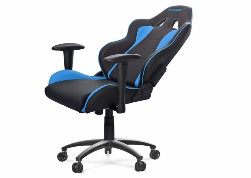 AKRACING Blue Gaming Chair Tilt
