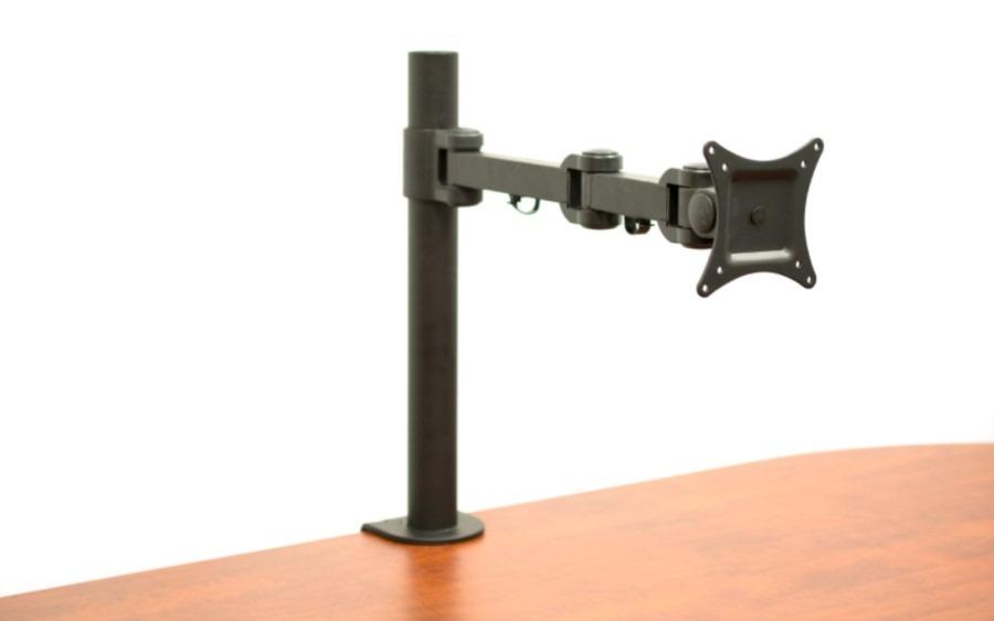 Single Monitor Desk Mount