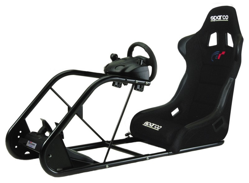 Sparco Racing Cockpit Pro FIGHTER