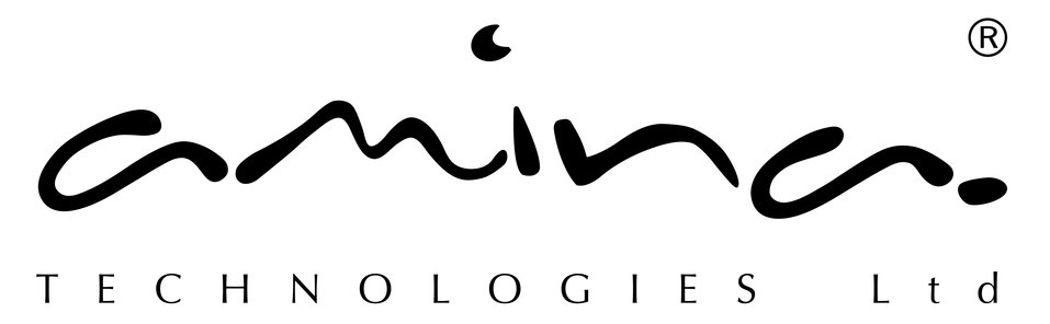 Amina Audio Logo