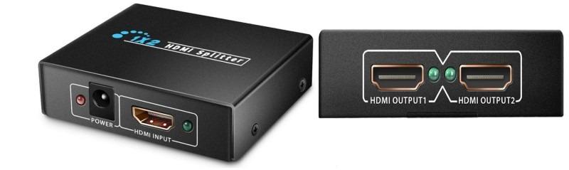 Sowtech HDMI Splitter Close Up