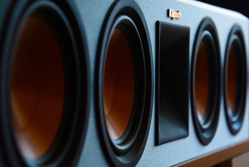 Klipsch Speaker Close Up