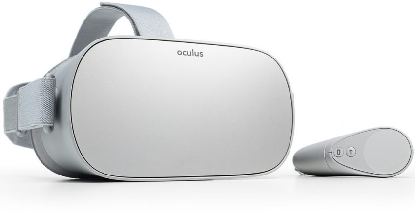 Oculus Go Close Up