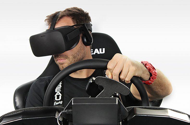 vr oculus rift sim racing