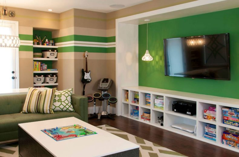What Is A Game Room In A House Optimize Your Spare Room