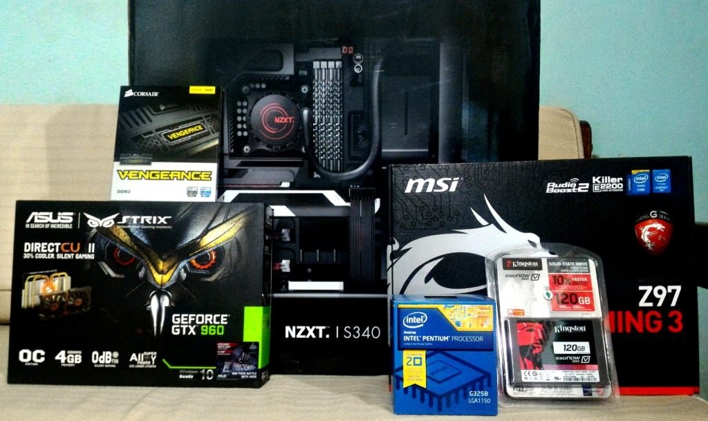 PC Gaming Parts