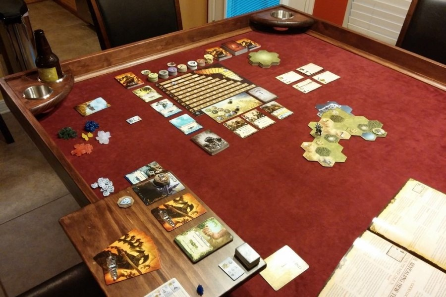 Tabletop Game Table Card Games