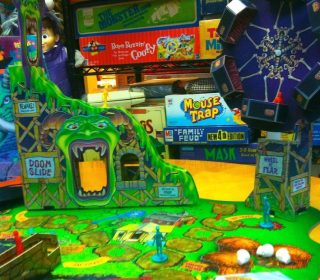 board games tabletop