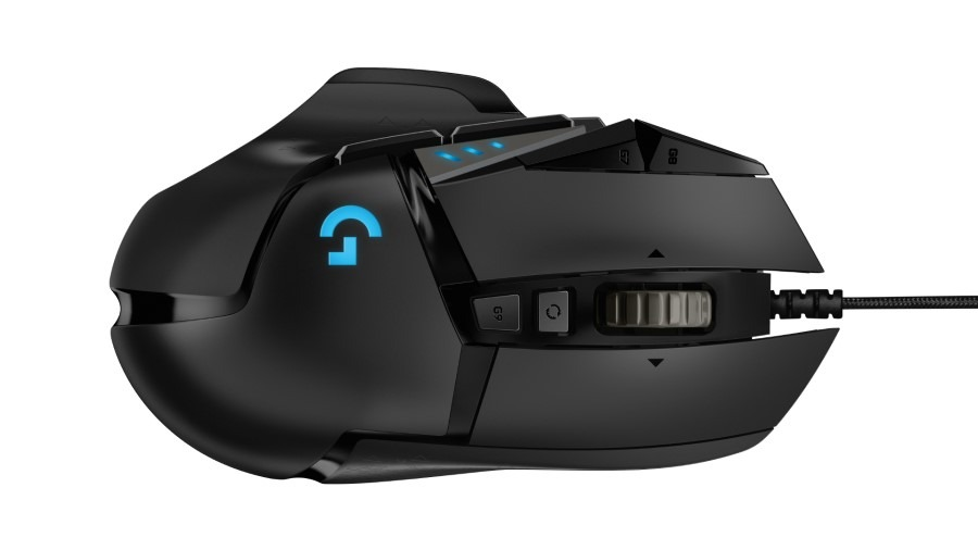 Logitech G502 Hero Upgrade