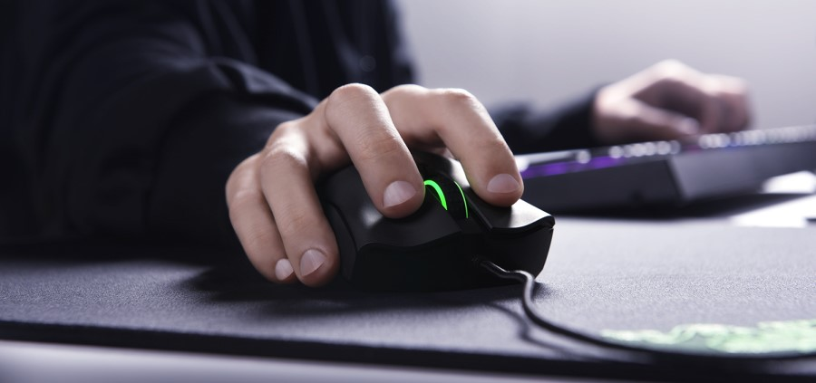 Razer DeathAdder Elite Multi-Colour Light