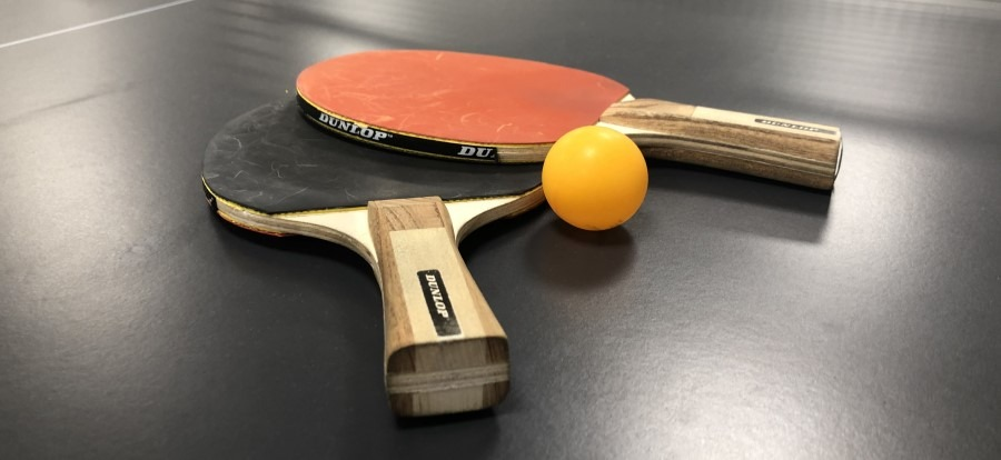 Dunlop Table Tennis Rackets Paddles Ball