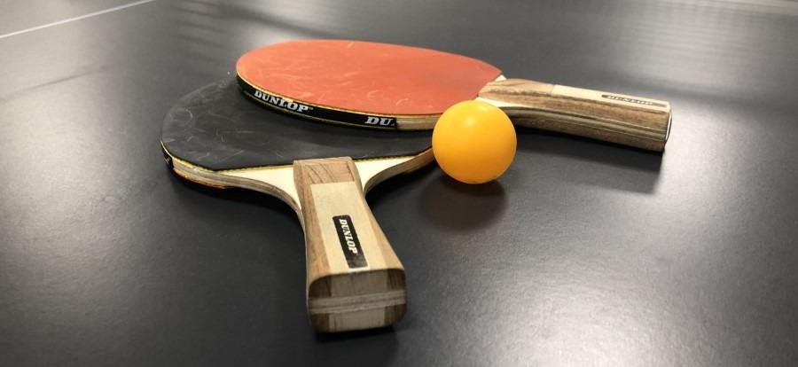 Dunlop Table Tennis Rackets Paddles Ball
