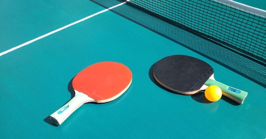 Equipment Table Tennis
