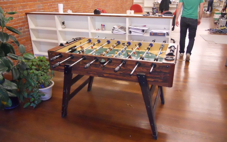 Stand Alone Foosball Table