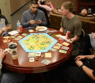 Board Games College Students