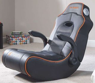 X Rocker G-Force 2.1 Floor Rocker Gaming Chair