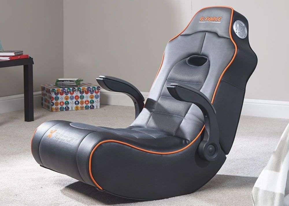 X Rocker G-Force 2.1 Floor Rocker Gaming Chair