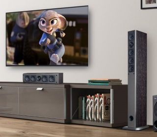 Home Theater System Surround Sound