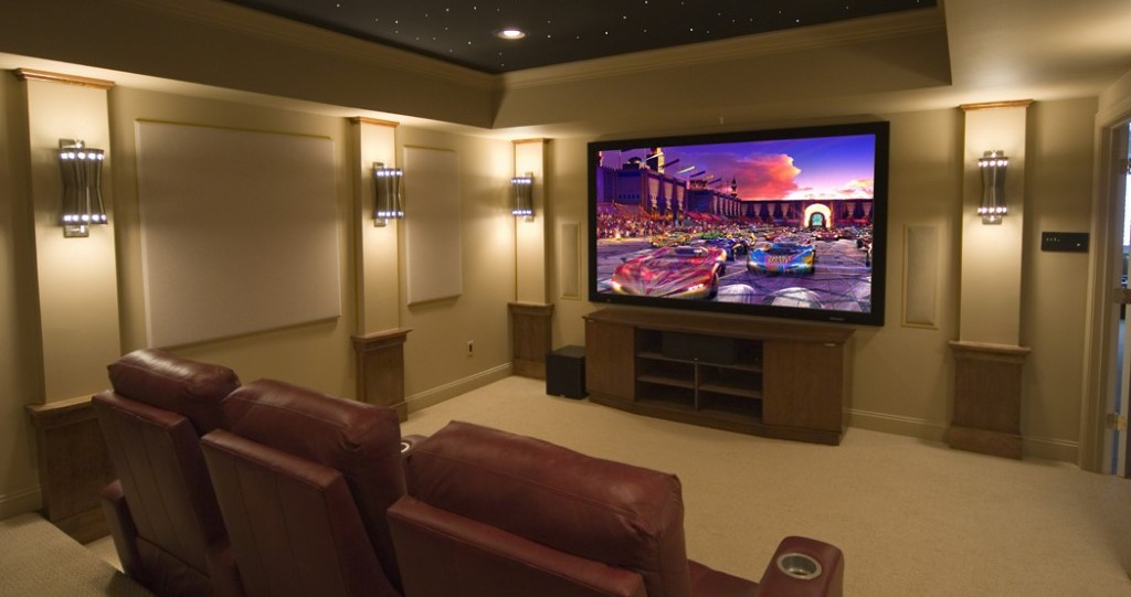 Own Home Theater